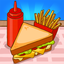Merge Sandwich: Happy Club Sandwich Restaurant